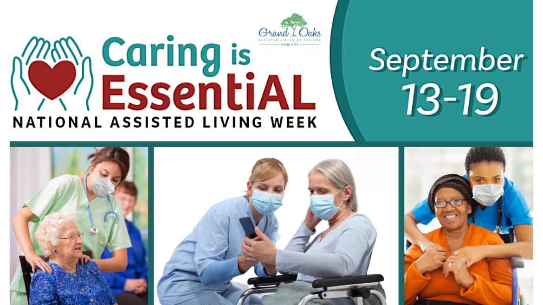 September Brings National Assisted Living Week!