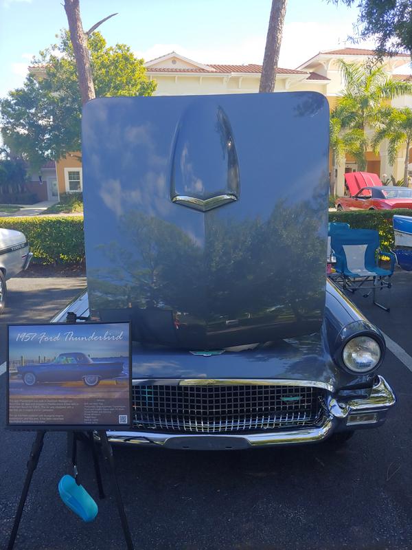 Grand Oaks Palm City First Classic Car Show